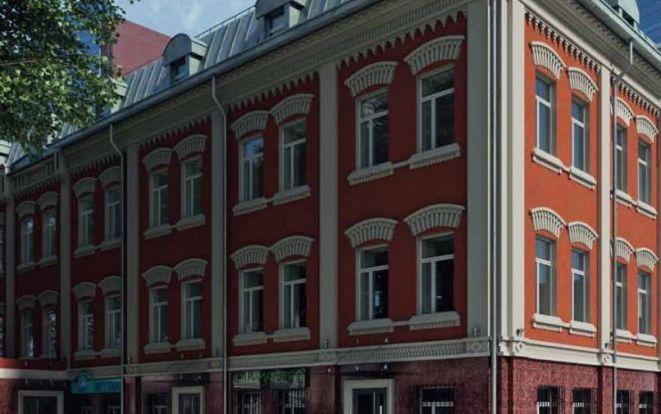 бизнес-центр Клубный особняк на Павелецкой