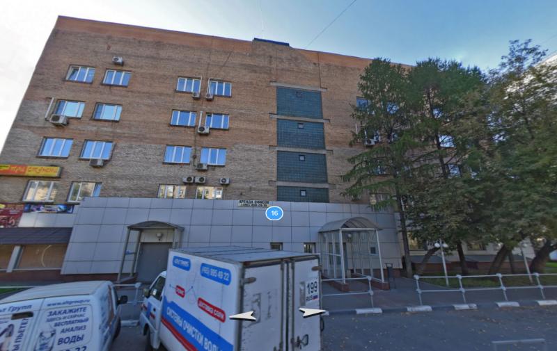 бизнес-центр Космонавта Волкова, 16
