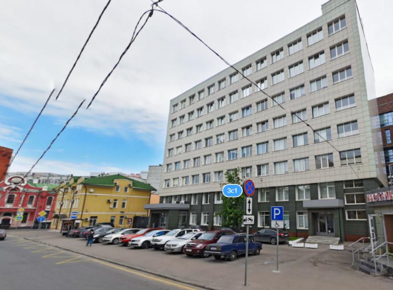 бизнес-центр Красносельский (дубль)