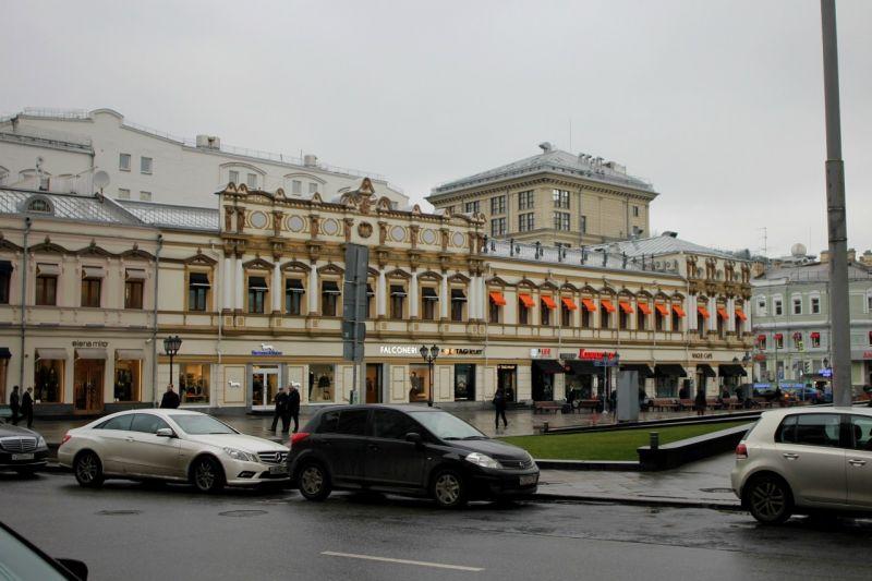 бизнес-центр Кузнецкий Мост, 7