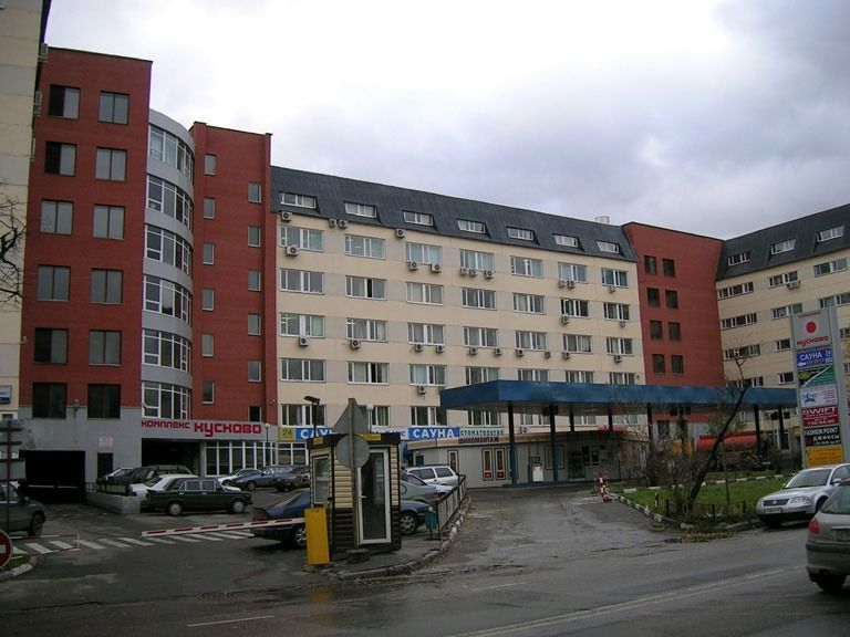 бизнес-центр Кусково