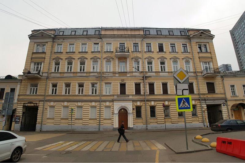 бизнес-центр Николопесковский