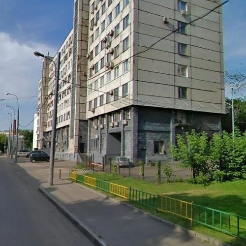 бизнес-центр Ольминского, 3