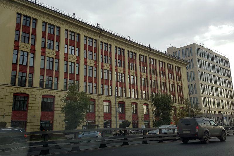бизнес-центр Парк Мира