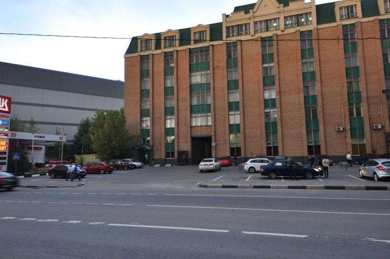бизнес-центр Плеханова, 7