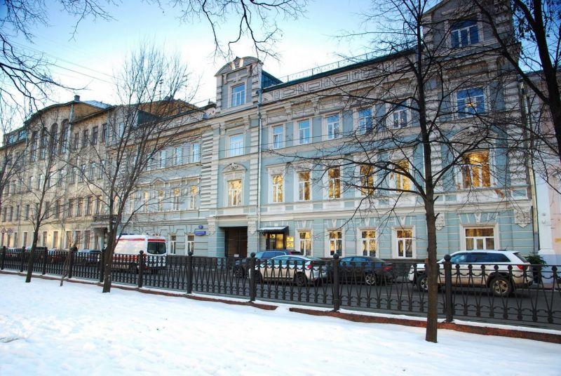 бизнес-центр Покровский бульвар, 8