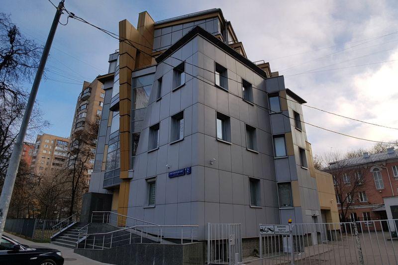 бизнес-центр Протопоповский, 2