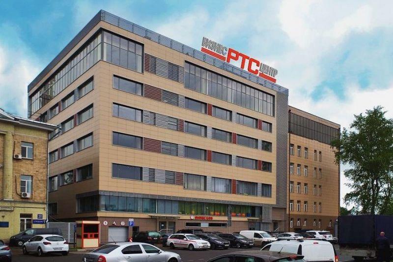 бизнес-центр РТС-Таганский