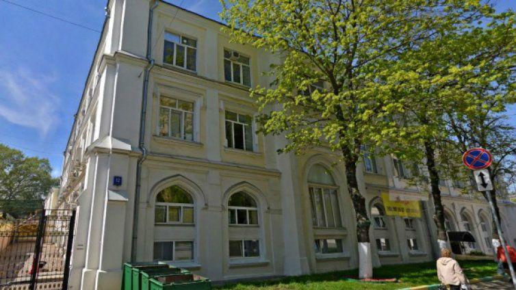 бизнес-центр Большой Саввинский 12 с18