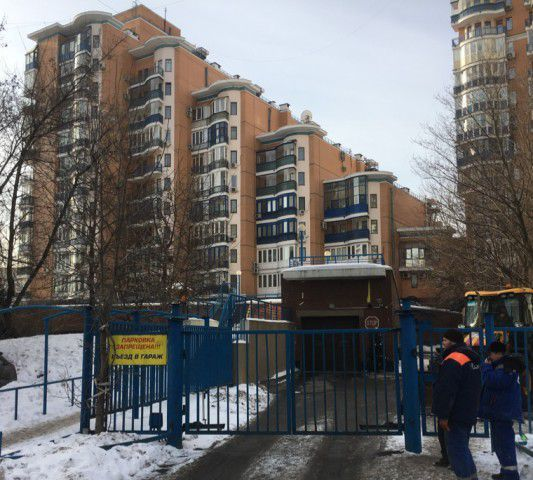 бизнес-центр Сокольники