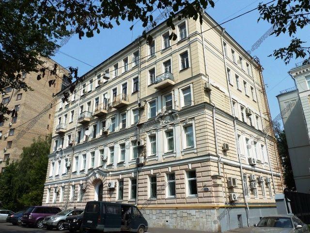 бизнес-центр Спиридоновка, 16