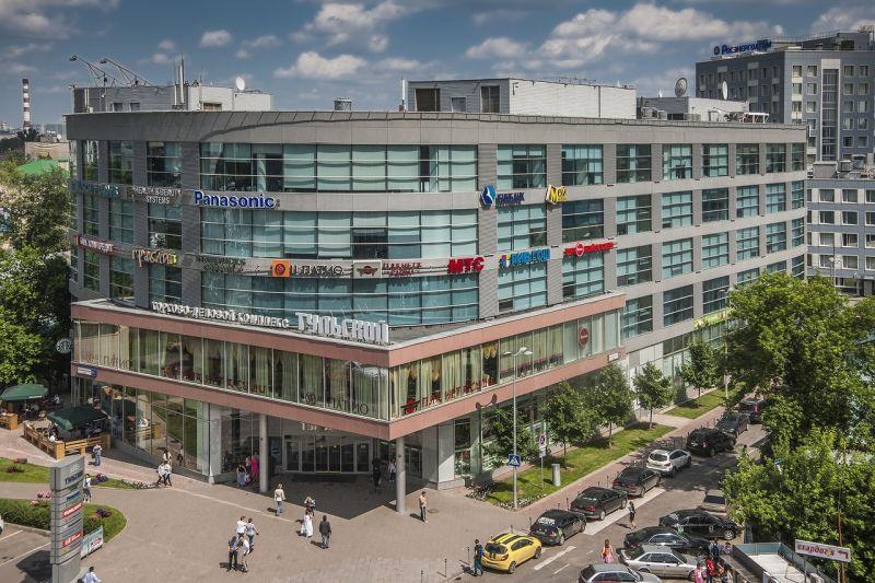 бизнес-центр ТДК «Тульский»