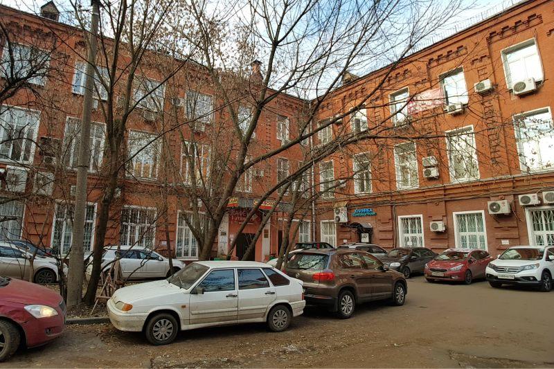 бизнес-центр Щепкина, 58