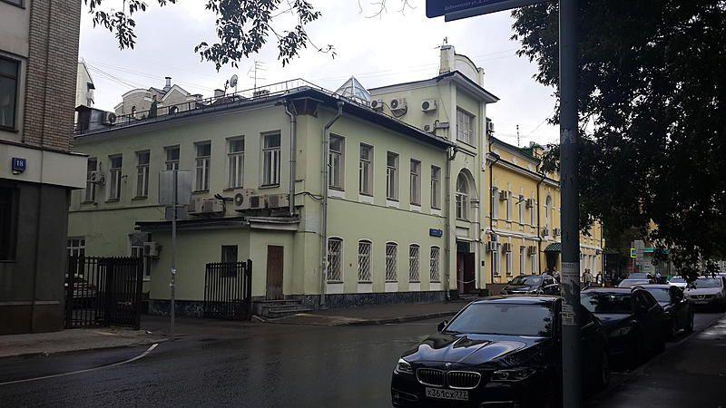 бизнес-центр Щипок, 18