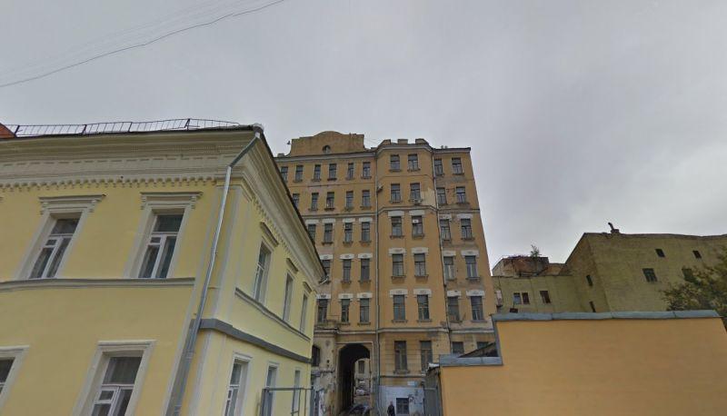 бизнес-центр Настасьинский, 8 стр. 2