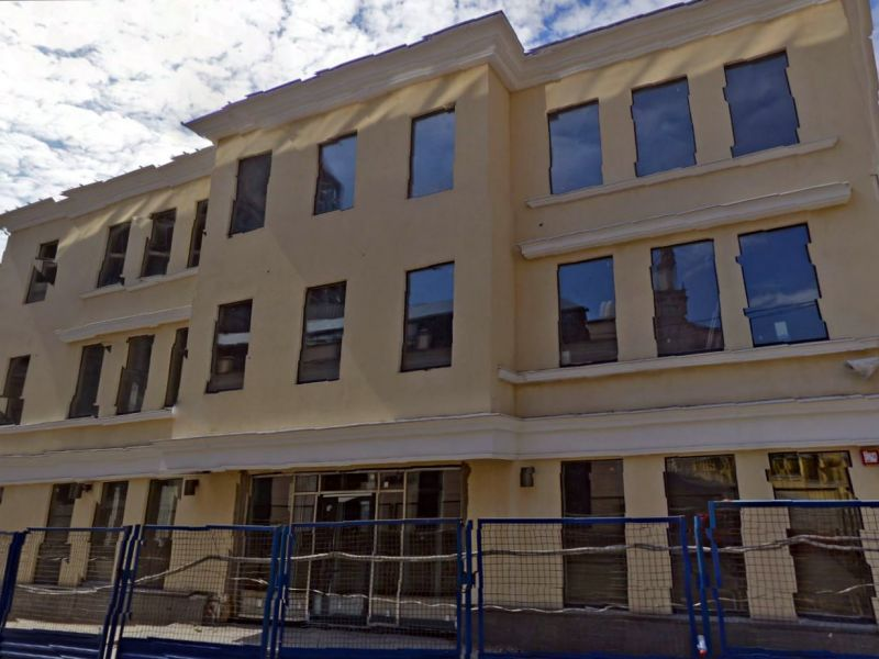 бизнес-центр Smolensky de Luxe