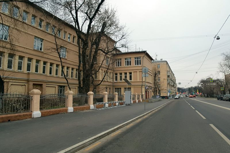 бизнес-центр Земледельческий