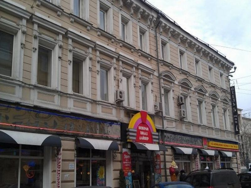бизнес-центр Сретенка, 1