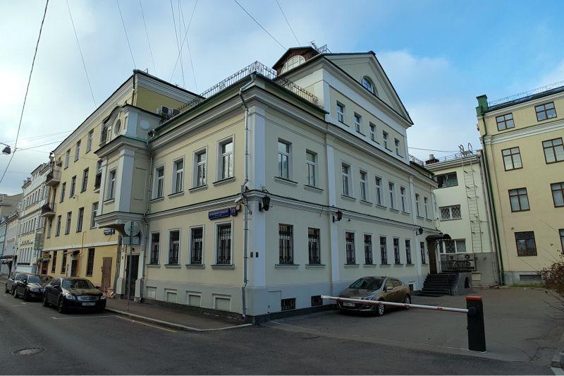 бизнес-центр Головин, 23