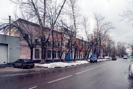 бизнес-центр 2-я Карачаровская, 1