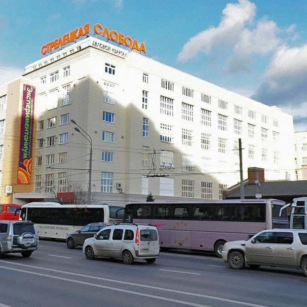 бизнес-центр Новодмитровская, 23