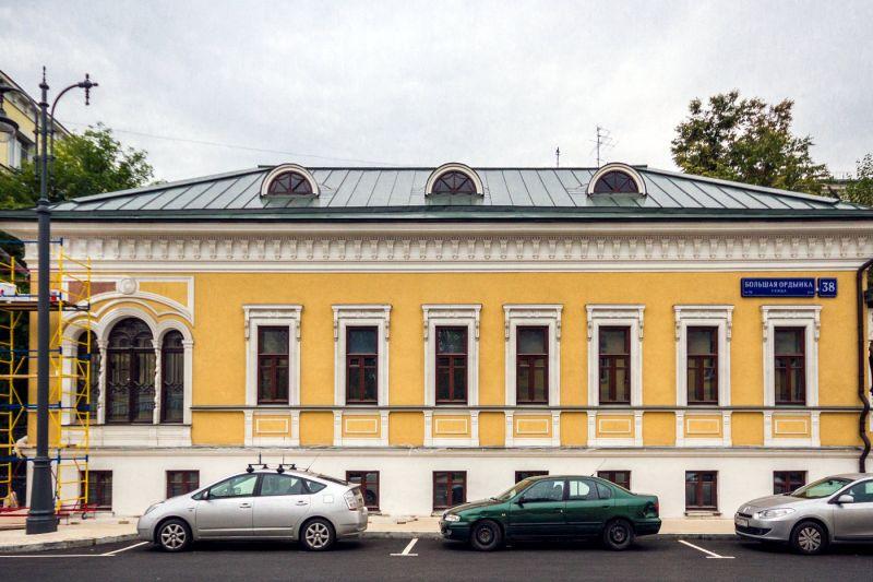 бизнес-центр Большая Ордынка, 38