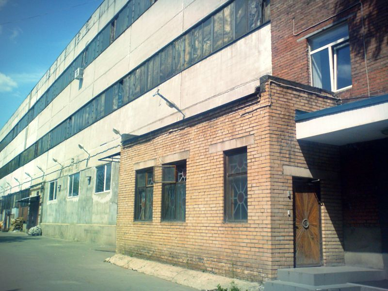 бизнес-центр 2-ая ул. Энтузиастов, 5