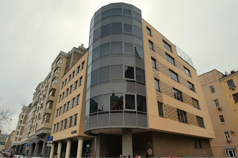 бизнес-центр Филипповский, 8