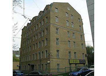 бизнес-центр Спасский тупик