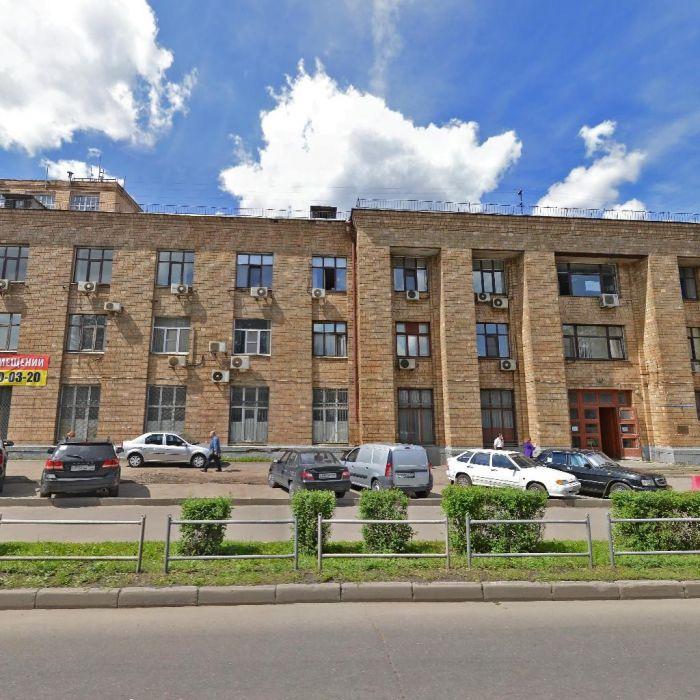 бизнес-центр Локомотивный 21