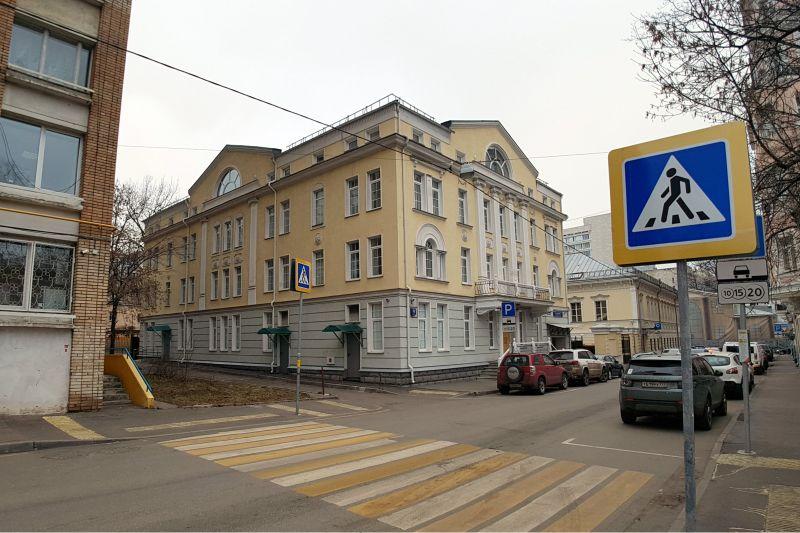 бизнес-центр Власьевский, 9