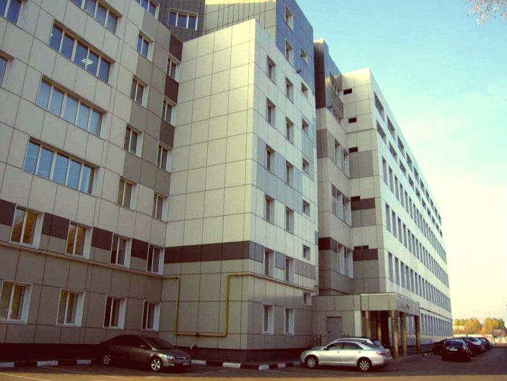бизнес-центр Ривер Плаза