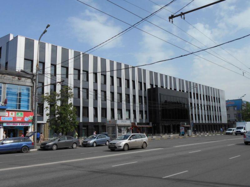 бизнес-центр Шарикоподшипниковская 13 с1
