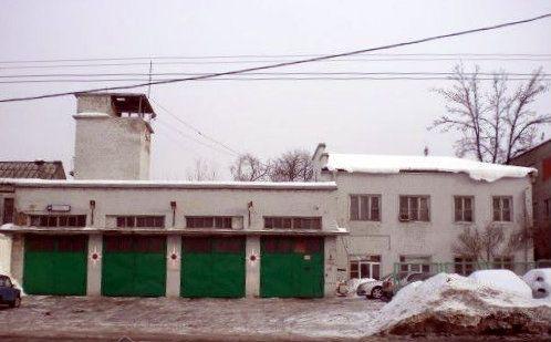 бизнес-центр 2-я Машиностроения