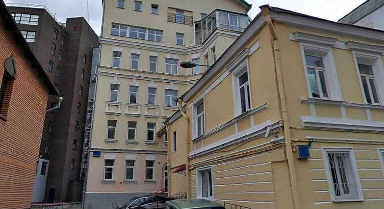 бизнес-центр 1-й Волконский переулок, 11