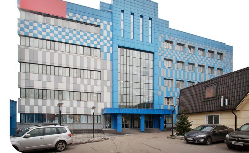 бизнес-центр Каспийский