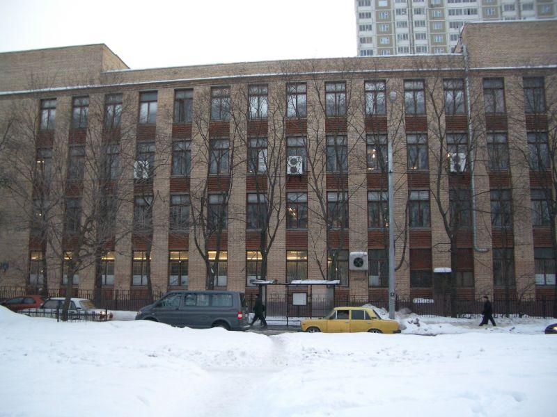 бизнес-центр Кременчугская, 3