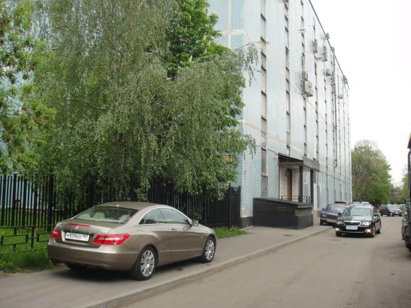 бизнес-центр Ломоносовский просп., д.20