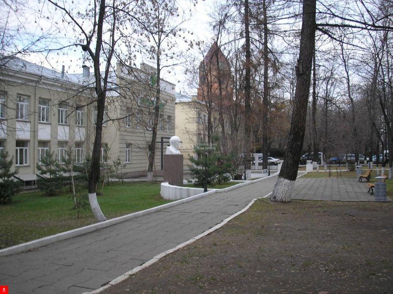 бизнес-центр Воробьевы горы