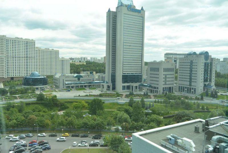 бизнес-центр Газойл Плаза