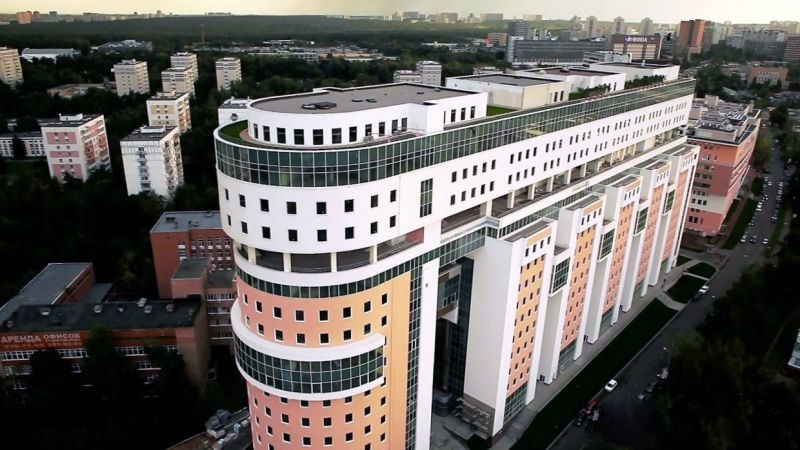бизнес-центр 9 АКРОВ - Фаза 2