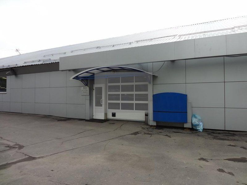 бизнес-центр Адмирала Макарова 2