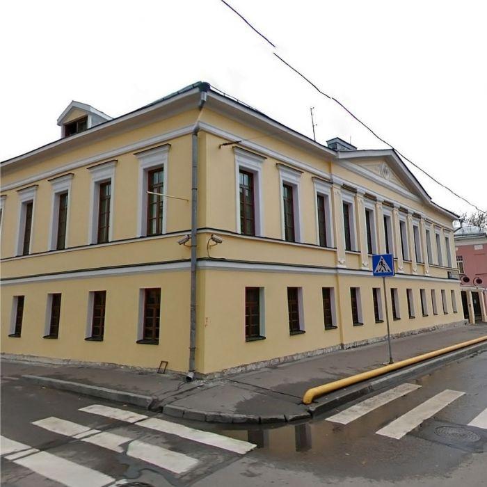 бизнес-центр Особняк на Александра Солженицына, 38