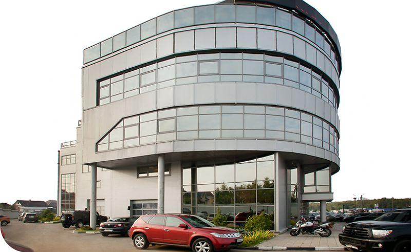 бизнес-центр МКАД 44
