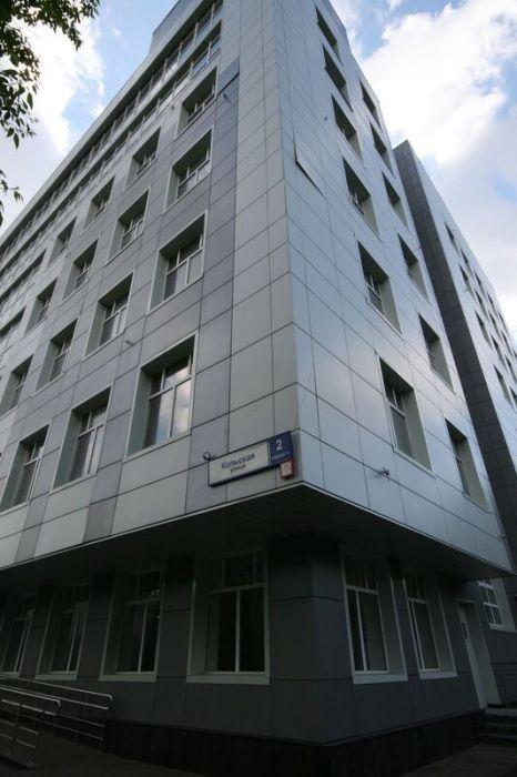 бизнес-центр РТС-Свиблово
