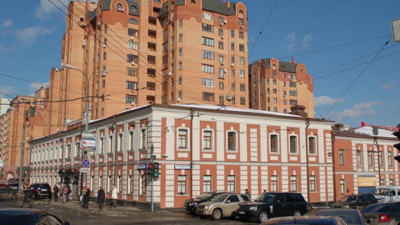 бизнес-центр Тихвинская 2