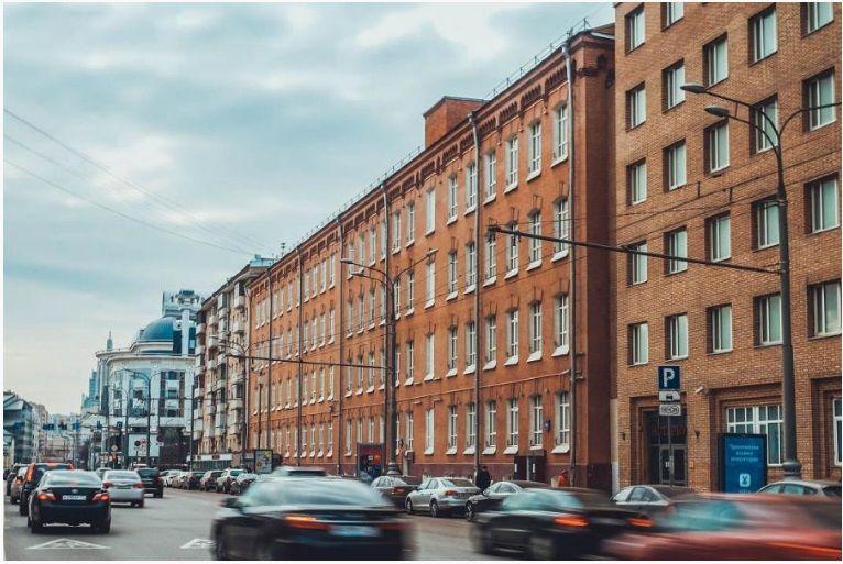 бизнес-центр Новослободский Loft