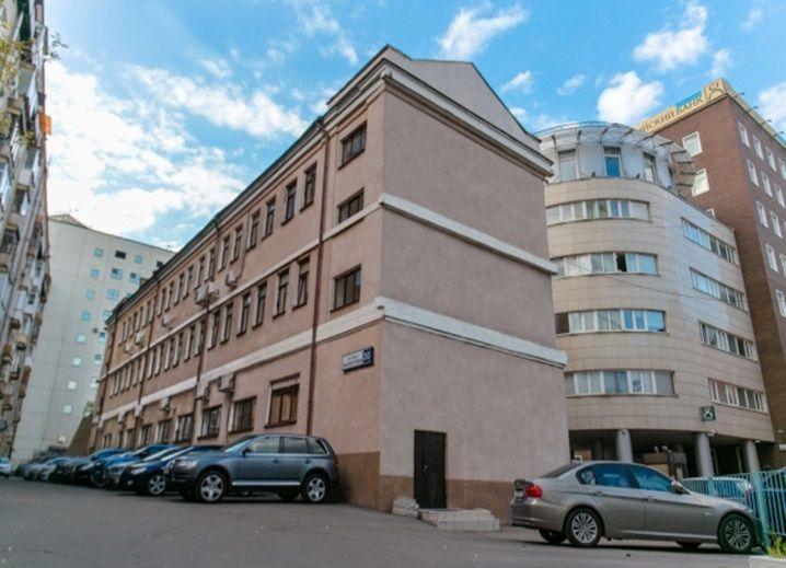 бизнес-центр 3-я улица Ямского Поля 30