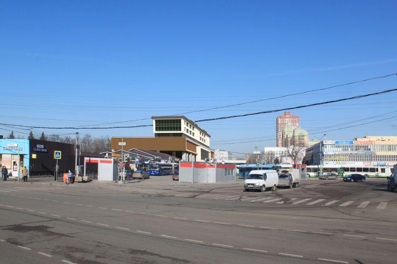 """бизнес-центр ТОЦ """"Водный Стадион"""""""