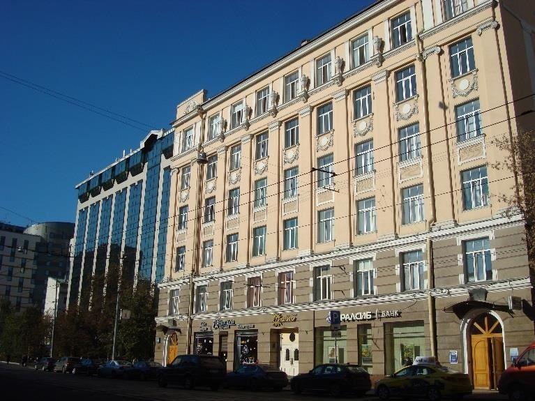 бизнес-центр Лесная, 43